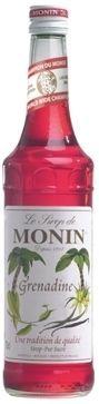 Monin grenadīna sīrups 0.25l